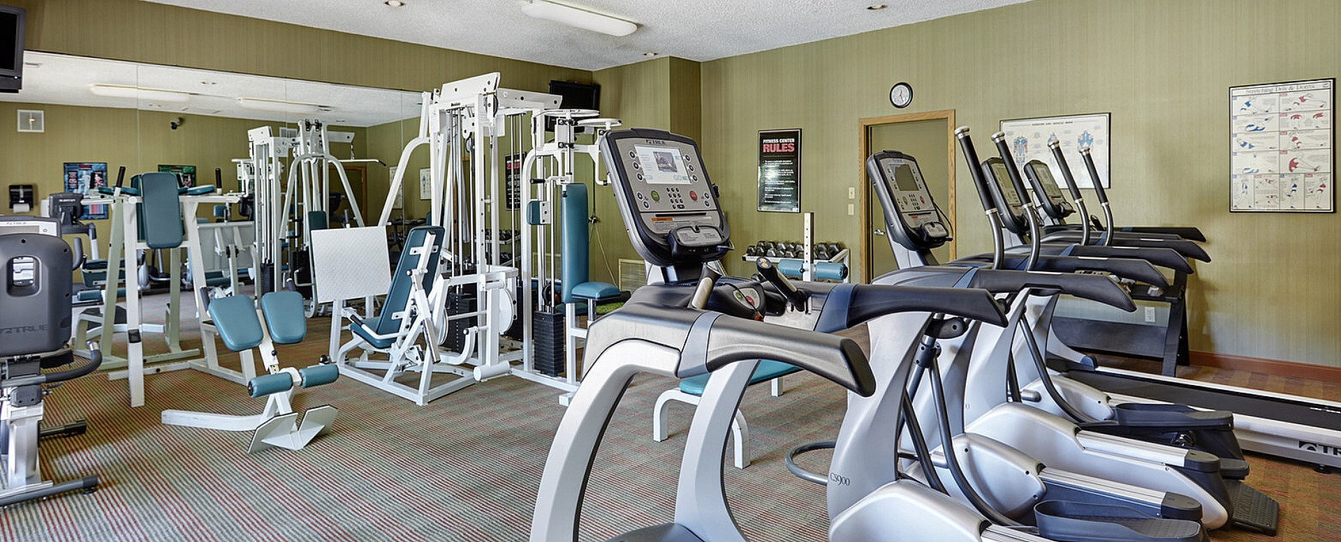 Poco Diablo Resort Sedona fitness center