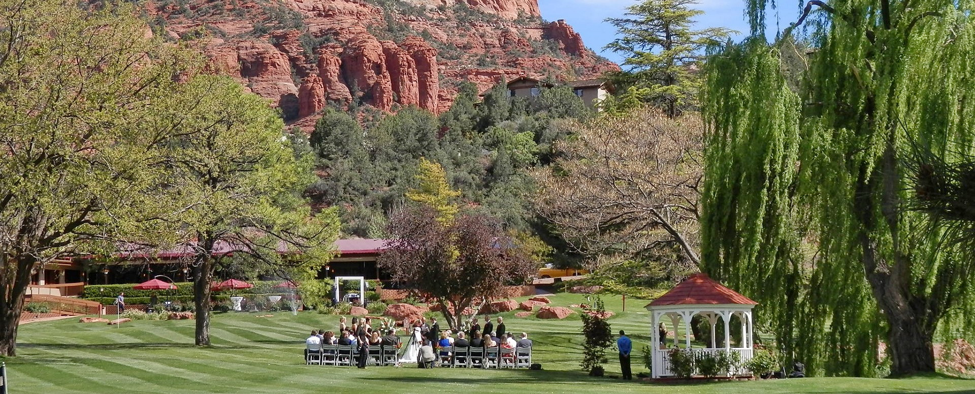 Poco Diablo Resort Sedona wedding